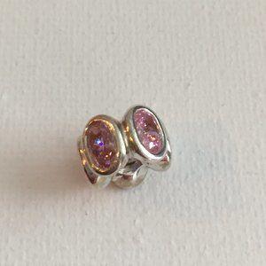 Pandora Pink Gems Spacer